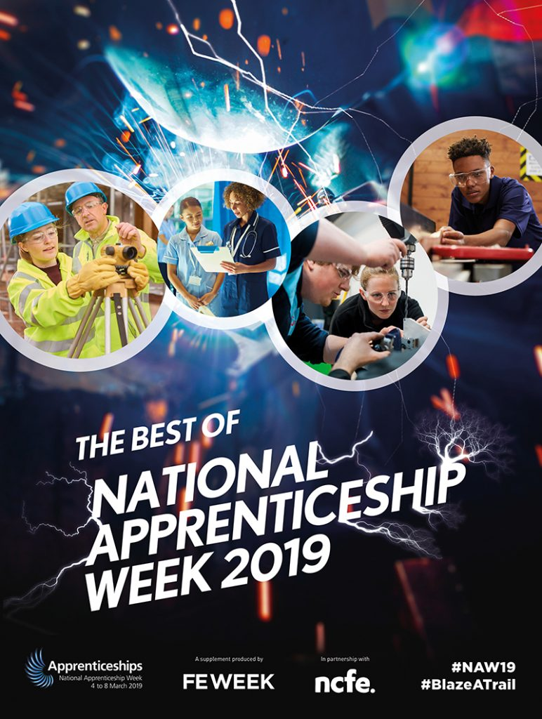 National Apprenticeship Week 2019