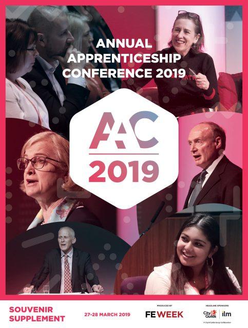 Annual Apprenticeship Conference 2019