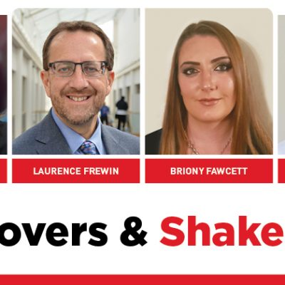 MOVERS AND SHAKERS: EDITION 277