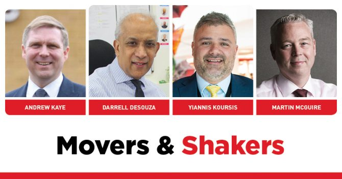 MOVERS AND SHAKERS: EDITION 278