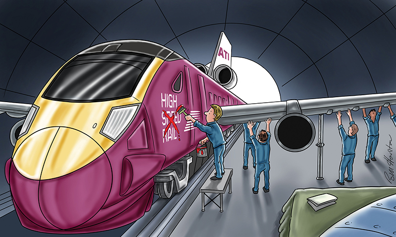 HS2 college needed last-minute DfE bailout to sign off accounts