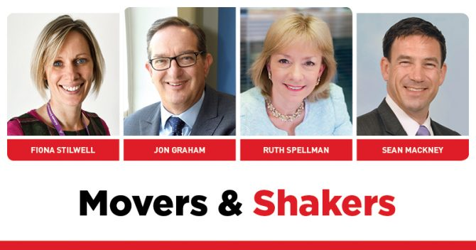 MOVERS AND SHAKERS: EDITION 280