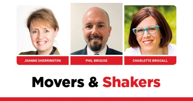 MOVERS AND SHAKERS: EDITION 282
