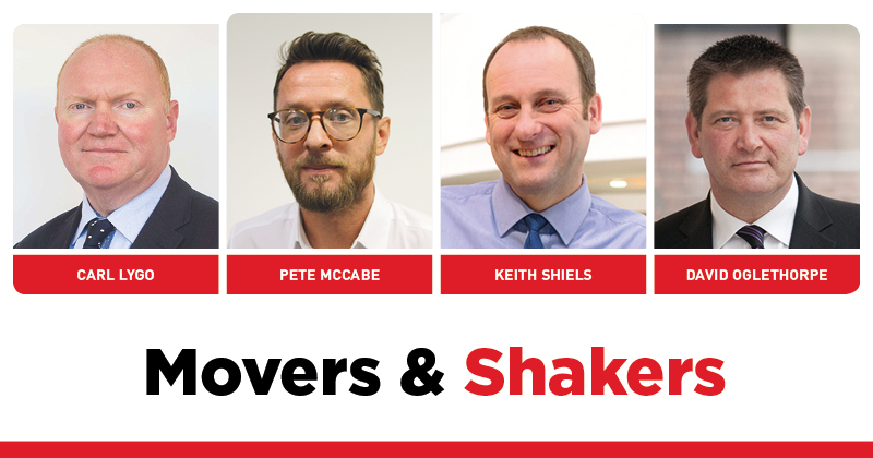 MOVERS AND SHAKERS: EDITION 281