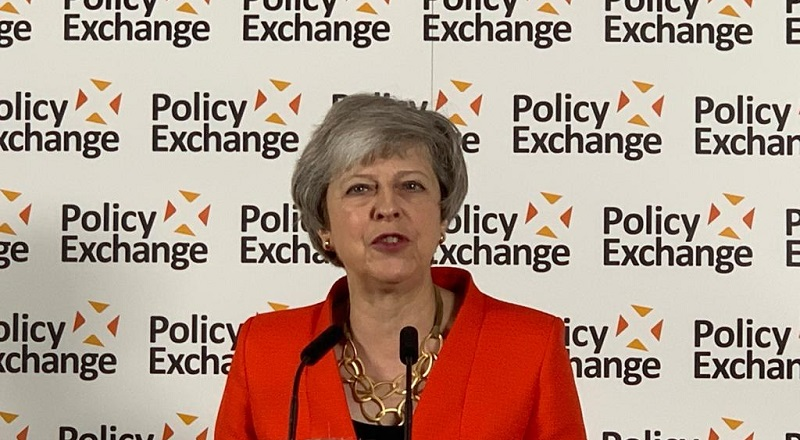 Theresa May: FE has been 'overlooked, undervalued and underfunded'