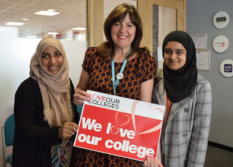 Love Our Colleges Week re-convenes ahead of the comprehensive spending review