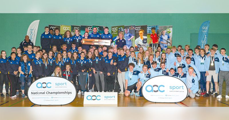 AoC Sport National Championships: south east reigns victorious