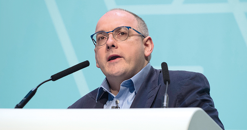 Halfon seeks re-election as chair of education committee