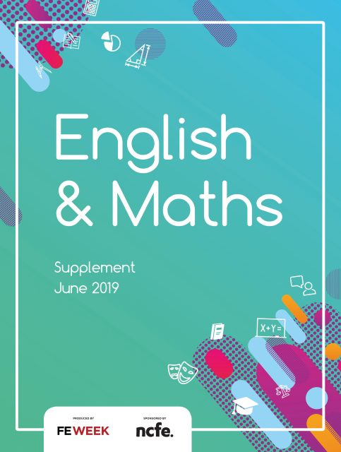 English & Maths 2019