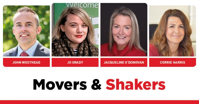 MOVERS AND SHAKERS: EDITION 283