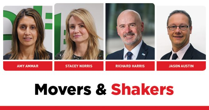 MOVERS AND SHAKERS: EDITION 285
