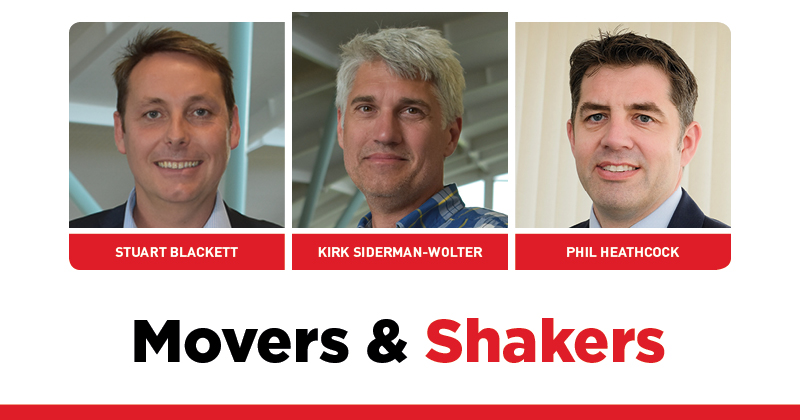 MOVERS AND SHAKERS: EDITION 286