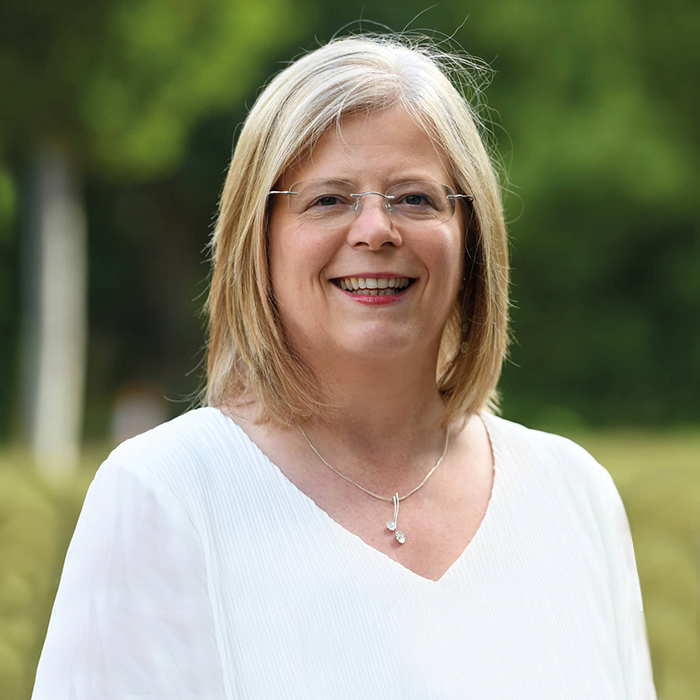 Introducing... Julie Mills