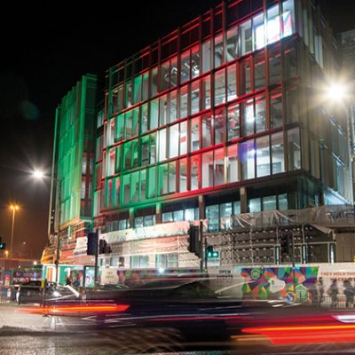 Shedding light on Leeds City College's rebrand and expansion