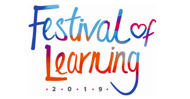 Festival of Learning award winners 2019 honoured