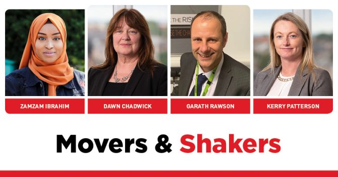 MOVERS AND SHAKERS: EDITION 287