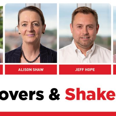 MOVERS AND SHAKERS: EDITION 288