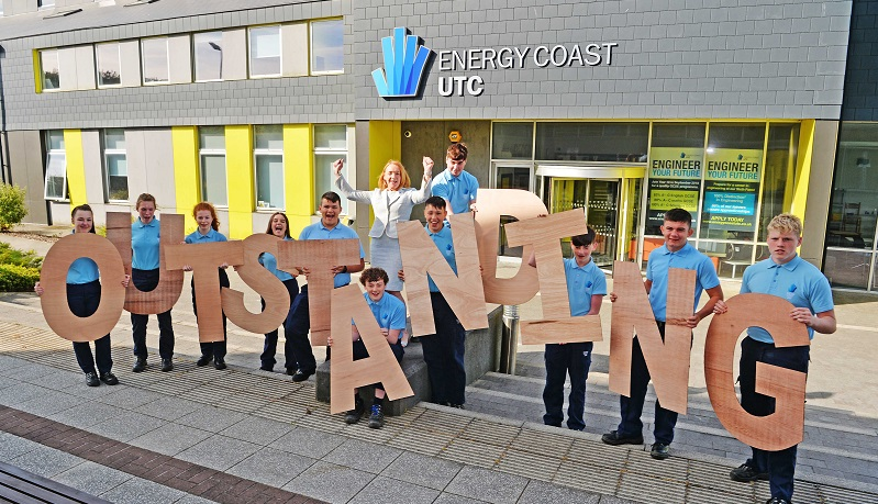 Energy Coast becomes second ever 'outstanding' UTC