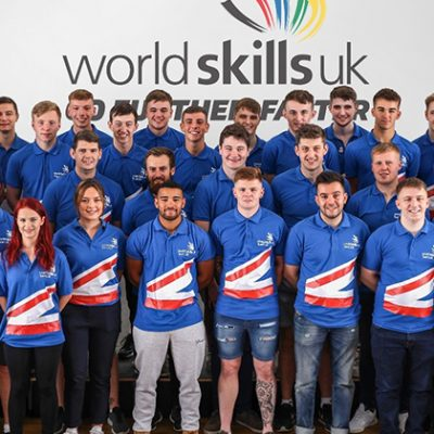 WorldSkills 2019: Meet Team UK