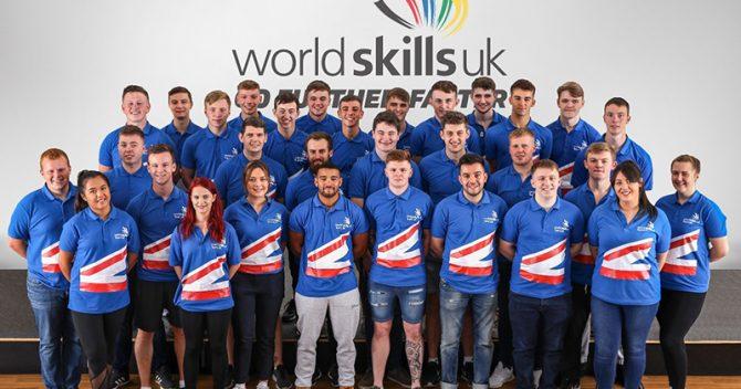 WorldSkills 2019: Meet Team UK