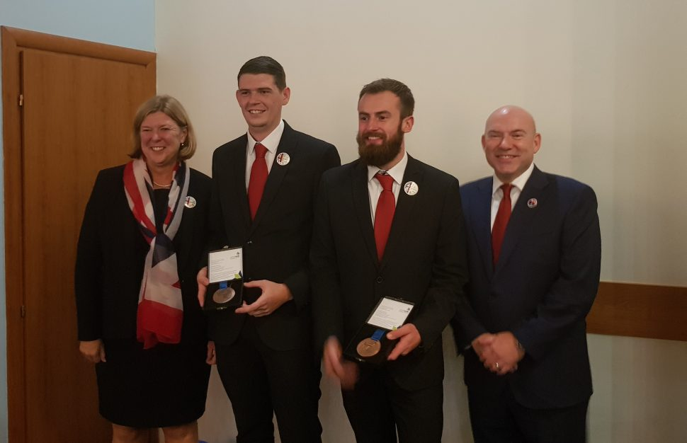 WorldSkills 2019: UK wins 15 medallions of excellence