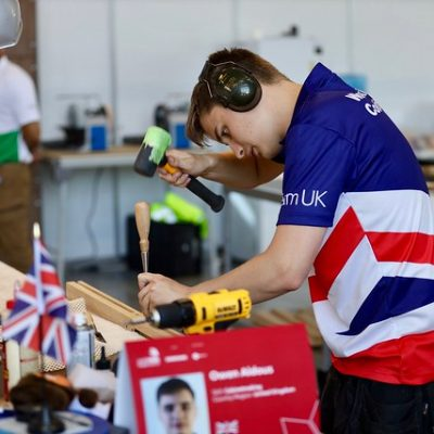 WorldSkills 2019 day 1: Team UK make the first cut as they get in their groove