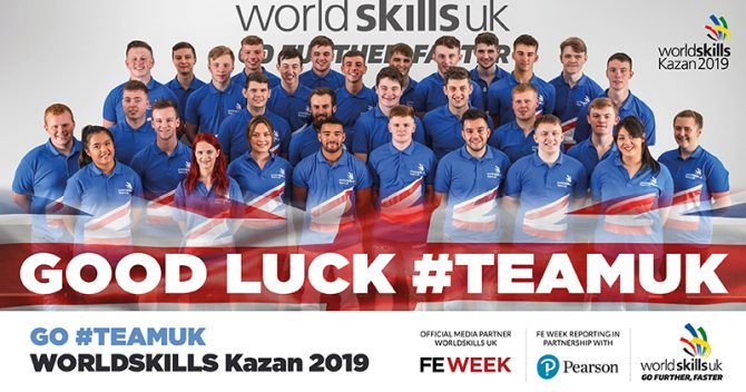 What time is the WorldSkills 2019 opening ceremony and can I watch it live?