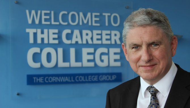 Cash-strapped college group finally appoints permanent chief executive