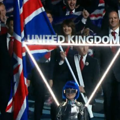 WorldSkills 2019: Team UK flies the flag at dazzling opening ceremony