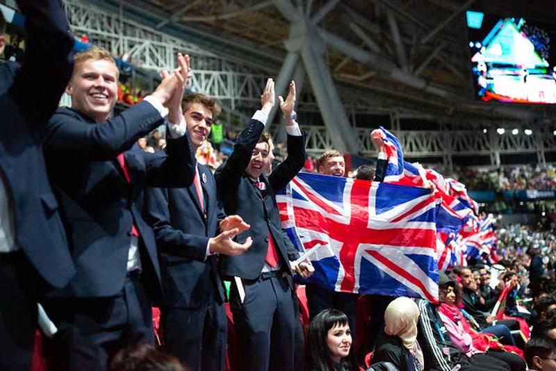 Team UK for EuroSkills Graz unveiled