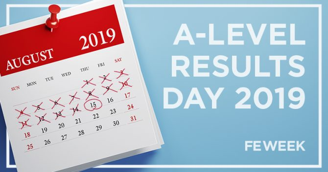 A-level results 2019 | Live blog