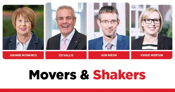 MOVERS AND SHAKERS: EDITION 289