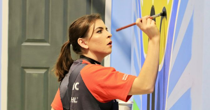 Over 500 finalists prepare for action at WorldSkills UK LIVE