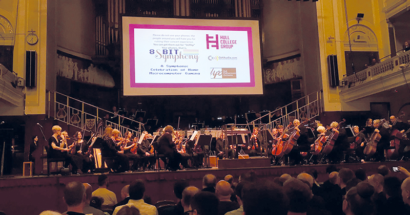 Computer game and '80 piece' orchestra spend investigated at Hull College