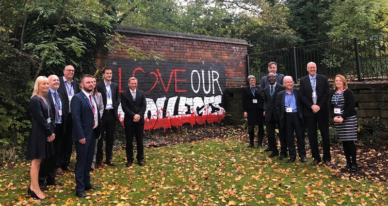 Love our colleges campaign makes its mark in the East Midlands