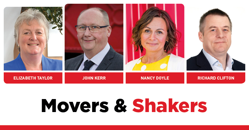 MOVERS AND SHAKERS: EDITION 292