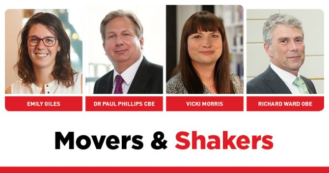 MOVERS AND SHAKERS: EDITION 293