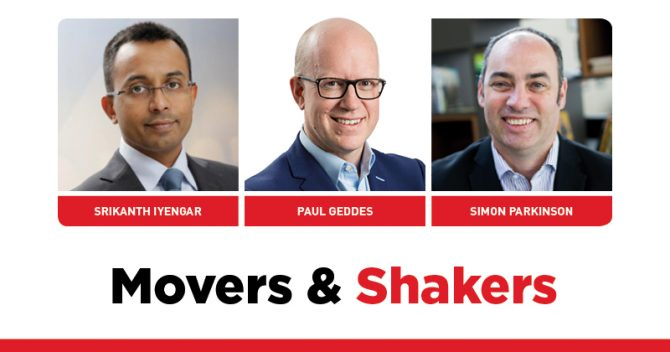 MOVERS AND SHAKERS: EDITION 294