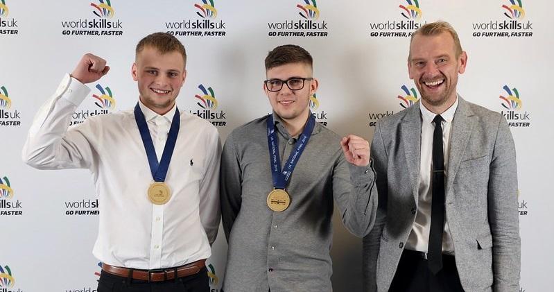 Full list of WorldSkills UK National medal winners revealed