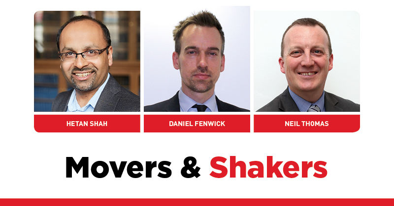 MOVERS AND SHAKERS: EDITION 297