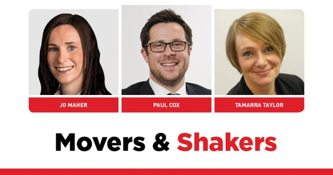 MOVERS AND SHAKERS: EDITION 298