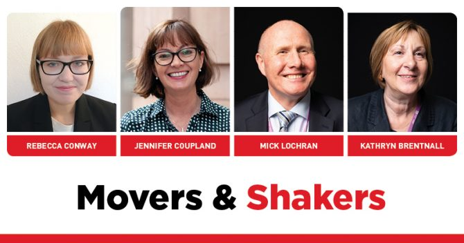 MOVERS AND SHAKERS: EDITION 299