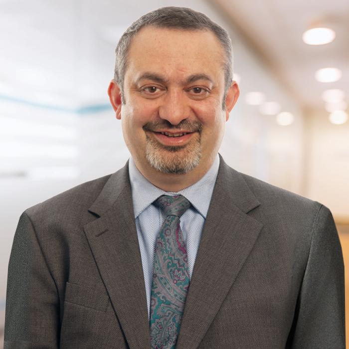 Profile: Ali Hadawi