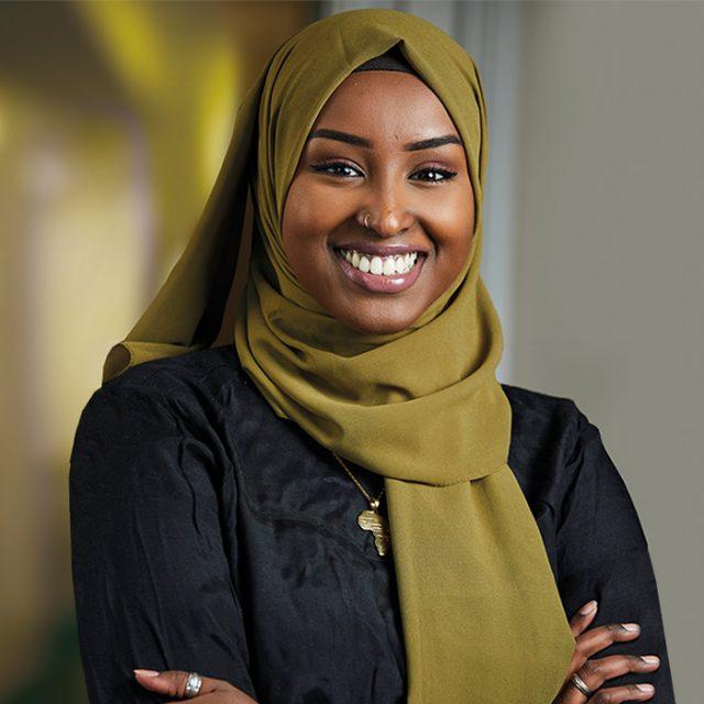 Profile: Zamzam Ibrahim
