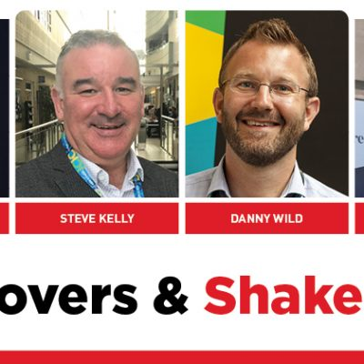 MOVERS AND SHAKERS: EDITION 300