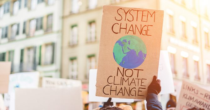 The future of colleges: Is the sector ready for the climate emergency?