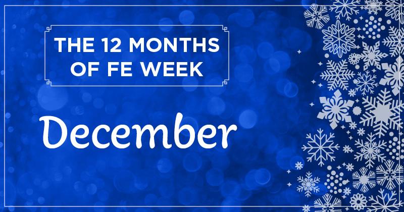 12 months of FE Week: December