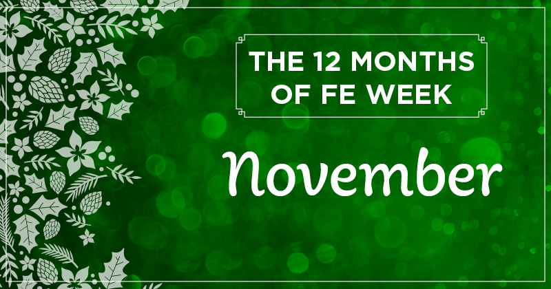 12 months of FE Week: November