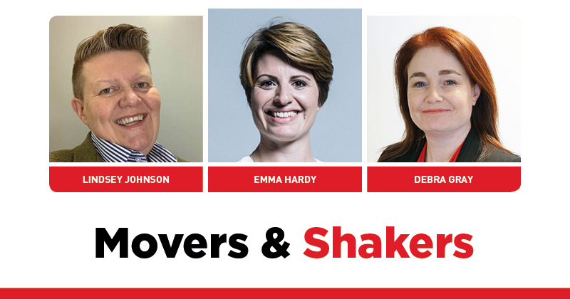 MOVERS AND SHAKERS: EDITION 302
