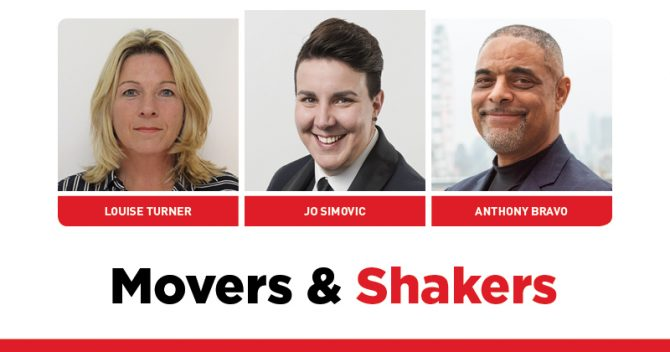 MOVERS AND SHAKERS: EDITION 303